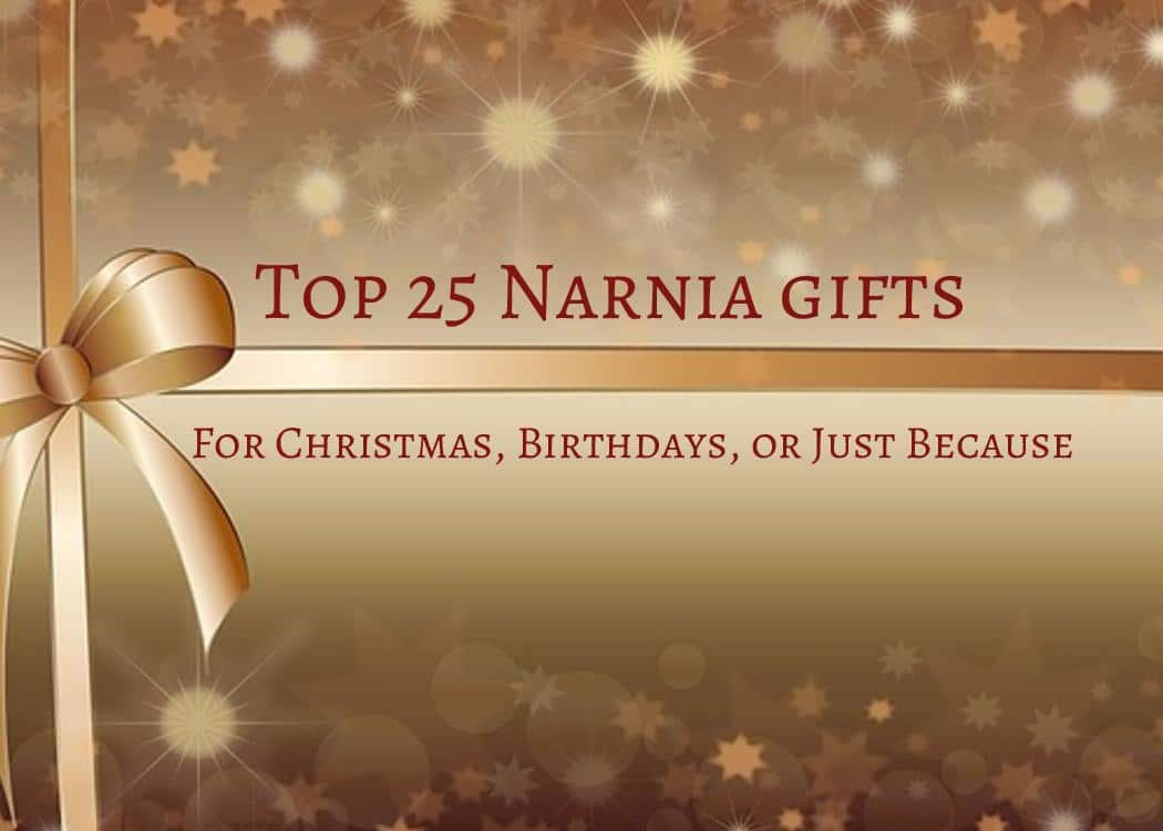 Top 25 Narnia Gifts to Give This Year Part 1