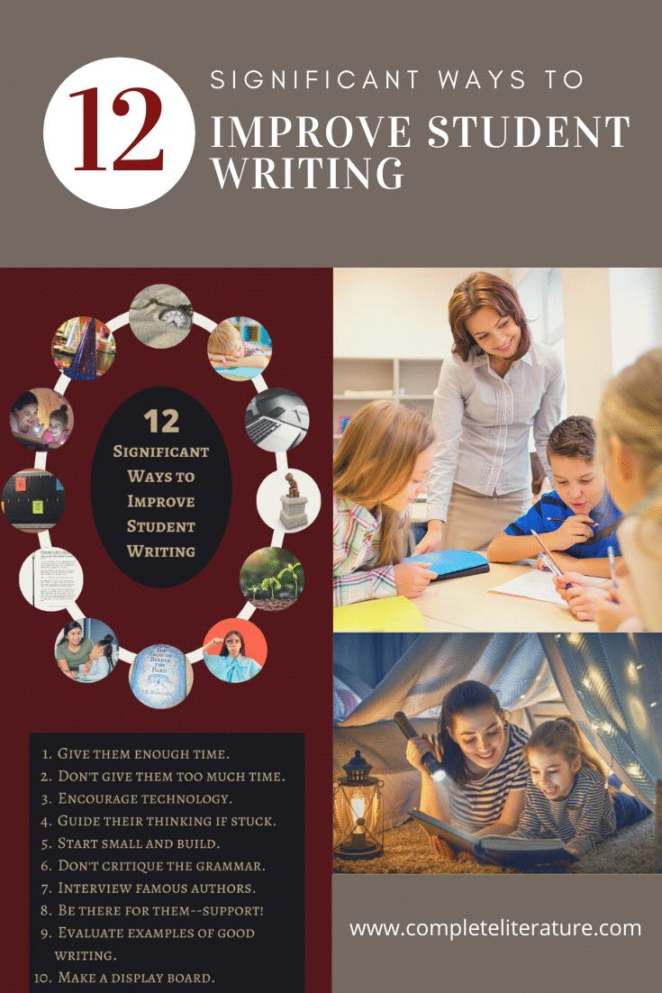 significant ways to improve students writing