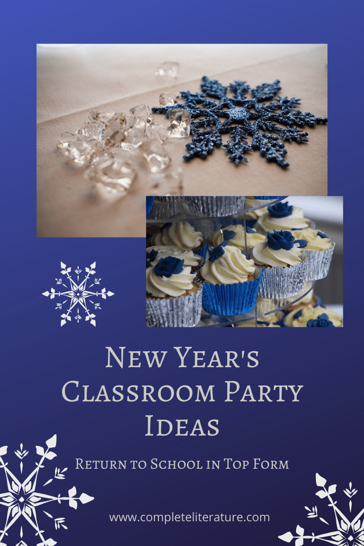 New Year Party Classroom