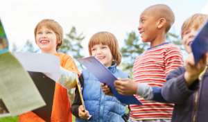 Creating a Scavenger Hunt for Your Classroom