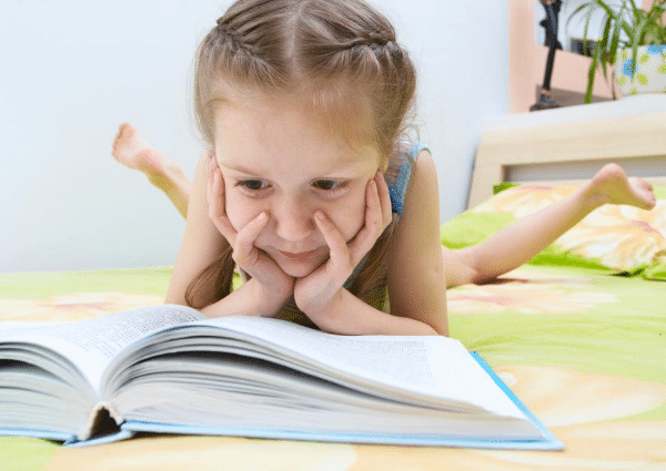 when should a child be able to read in their head