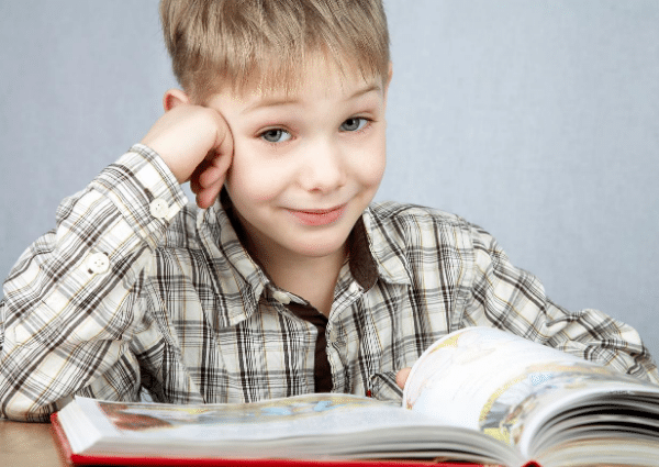 when a child should be able to read in their head