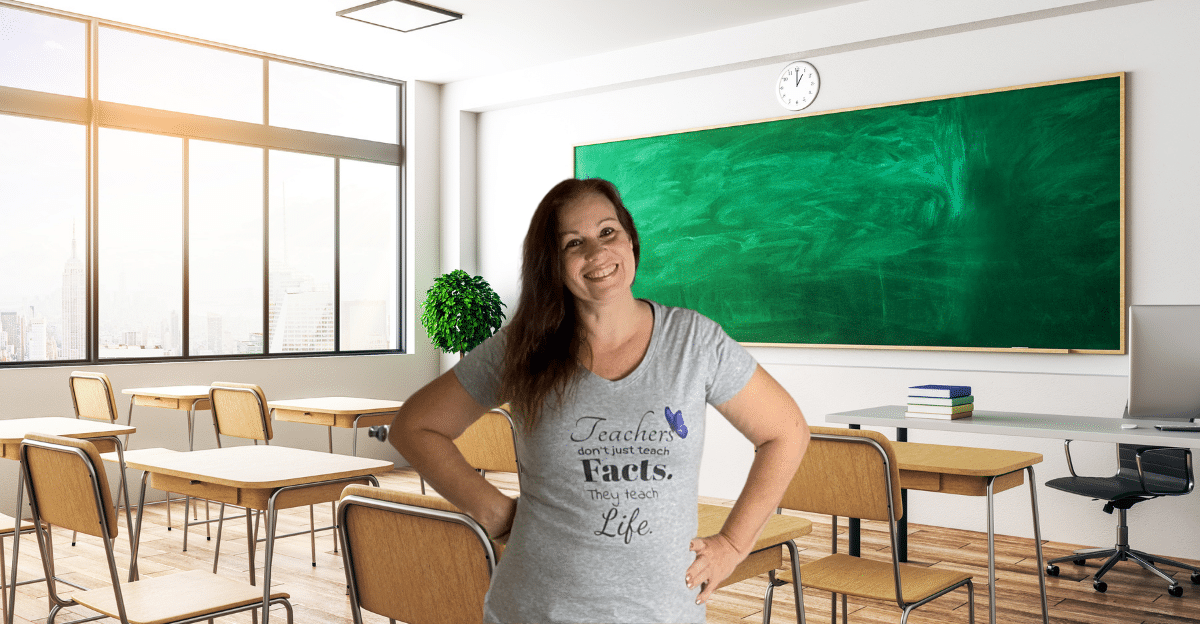Inspirational Gear for Teachers